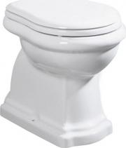 Kerasan RETRO WC mísa 38, 5x45x59cm, zadní odpad 101101