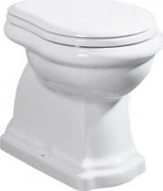 Kerasan RETRO WC mísa 38, 5x45x59cm, spodní odpad 101001