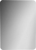 Sapho ISHAPE zrcadlo 600x800mm, zakulacené rohy, bez úchytu AG468
