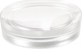 Gedy VEGA mýdlenka na postavení, bílá VG1102