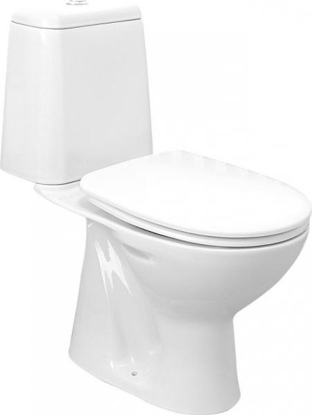 Aqualine RIGA WC sedátko, duroplast, panty ABS, horní uchycení RG901