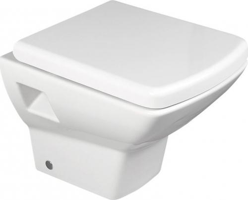 Aqualine SOLUZIONE WC závěsné 35x50, 5cm, bílá 10SZ02002