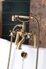 Reitano Rubinetteria ANTEA nástěnná vanová baterie kompletní, bronz 3016