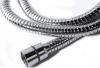 Aqualine FLEX sprchová nerezová hadice s dvojitým zámkem, 150 cm 11073