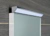 Sapho BORA zrcadlo v rámu 600x800mm s LED osvětlením a vypínačem, chrom AL768