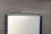 Sapho TREX LED nástěnné svítidlo 77cm 12W, hliník ED172