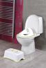 Aqualine Dětské WC sedátko Oslík, bílá 6426