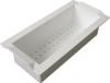 Sinks cedník BOX plast bílá MP68123
