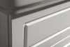 Sapho VIOLETA umyvadlová skříňka 83x52x46cm, bílá pololesk VI090