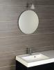 Aqualine Zrcadlo kulaté průměr 50cm, 4mm, bez závěsu 22443