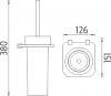 Nimco Bormo Toaletní WC kartáč BR X3-94W-26