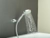 Sapho Ruční masážní sprcha, 5 režimů sprchování, průměr 100mm, ABS/chrom SK514