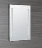 Aqualine LED podsvícené zrcadlo 50x70cm, kolíbkový vypínač ATH5