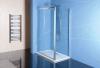 Polysan EASY LINE sprchové dveře 1400mm, čiré sklo EL1415