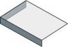 Sapho TAILOR rockstone deska 110x50 cm, provedení límce L TR110L