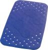 Ridder PLATFUS podložka 38x72cm s protiskluzem, kaučuk, modrá 67063