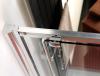Polysan Lucis Line obdélníkový sprchový kout 1400x900mm L/P varianta DL1415DL3415