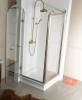 Kerasan RETRO keramická sprchová vanička, čtverec 90x90x20cm 133801