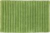 Aqualine BOMBAY koupelnová předložka, 50x80 cm, 100% bavlna, protiskluz, zelená BO508004