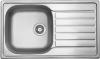 Nerezový dřez Sinks HYPNOS 860 V 0,8mm leštěný STSHYL8605008V