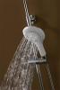 Sapho Ruční masážní sprcha se systémem AIRmix, 3 režimy sprchování, ABS/bílá/chrom SK315