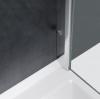 Polysan Krycí lišta pro sprchovou vaničku 91021