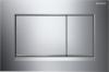 Geberit GEBERIT SIGMA30 ovládací tlačítko, 2 množství splachování, chrom lesk 115.883.KH.1