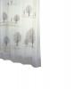 Ridder PARK sprchový závěs 180x200cm, polyester 47838