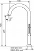 Sinks SLIM lesklá MP68071