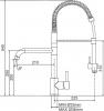 Sinks TINY CHEF PROF S lesklá MP68075