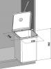 Sinks PEPE 40 1x13l MP68091