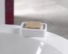 Aqualine GLADY mýdlenka na postavení, bílá GL1102