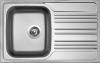 Nerezový dřez Sinks STAR 780 V 0,6mm matný MP68308