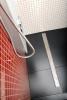 Gelco MANUS ONDA nerezový sprchový kanálek s roštem, 750x130x55 mm GMO13