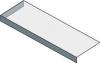 Sapho TAILOR rockstone deska 230x50 cm, provedení límce L TR230L