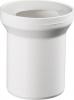 Sapho Přímý kus odpadní k WC prům. 110 mm, délka 250 mm 3225