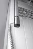 Sapho ONE D topná tyč s termostatem, 400 W, levá, chrom ONE-DL-C-400