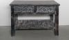 Sapho UBUD umyvadlová skříňka 120x73x50cm, šedobílá patina UB120