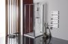 Polysan LUCIS LINE skládací sprchové dveře 800mm, čiré sklo DL2715