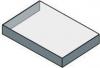 Sapho TAILOR rockstone deska 70x50 cm, provedení límce C TR070C