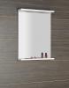 Aqualine KORIN zrcadlo s LED osvětlením 50x70x12cm KO395