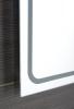Sapho GEMINI LED podsvícené zrcadlo 400x600mm GM040