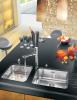 Nerezový dřez Sinks BELÉM 540 V 0,8mm trojmontáž leštěný RDBEL5404408V