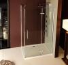 Polysan KARIA sprchová vanička z litého mramoru, obdélník 120x80x4cm, bílá 48511