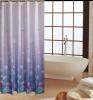 Aqualine Závěs 180x200cm, 100% polyester, světle fialová 23035