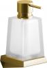 Sapho SOUL dávkovač mýdla, zlato 164929