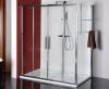 Polysan Lucis Line obdélníkový sprchový kout 1600x700mm L/P varianta DL4315DL3215
