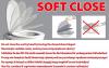 GSI KUBE X, NORM sedátko, SLIM, Soft Close, duroplast, bílá MS76SN11