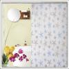Aqualine Sprchový závěs 180x200cm, vinyl, hvězdice ZV016