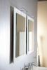 Sapho MITRA zrcadlo v rámu 920x720x40mm, bílá MT181